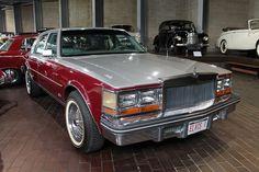 Elvis Cadillac 1977 Cadillac Seville