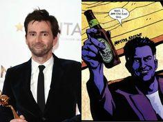 David Tennant cast as Marvel Supervillain Killgrave in Netflix Series AKA Jessica Jones