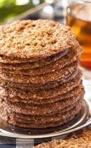 עוגיות גרנולה מקמח מלא