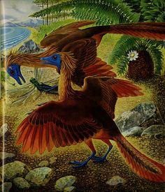 Dinosaur Rudolph Freund Pterodon | by griffinlb