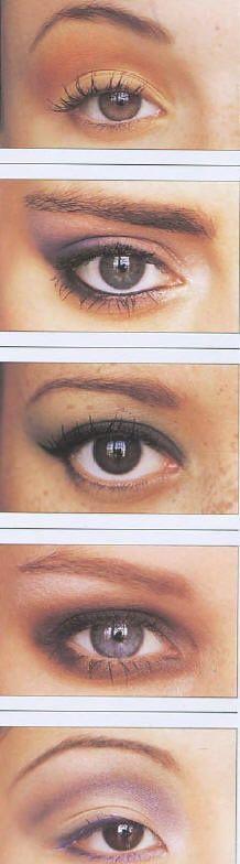 Deep-set eyes makeup @ Beauty Salon Hair Styles
