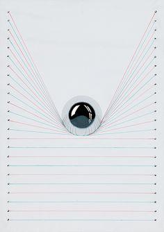 色彩構成解答例02|多摩美術大学 生産デザイン学科プロダクトデザイン専攻