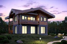 Картинки по запросу комбинированный дома блоки