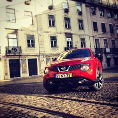 Nissan Juke N-Tec @ Lisbon