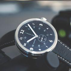 Tyndall urban watch