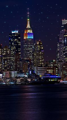 Empire state building....NYC