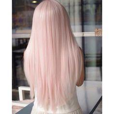 Pink baby blonde