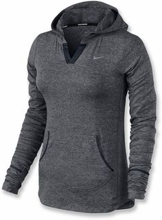 See more Lightweight Comfy Nike Gray Hoodie