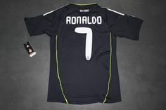 8a80f7b7237 RealMadrid red Champions League soccer jersey and shorts KAKA