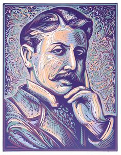 Marcel Proust - The Alcorn Studio & Gallery