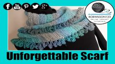 Click 'Show More' to see more links :) Easy scarf / shawl with free written pattern My website - http://www.bobwilson123.org/ Newsletter - http://www.bobwils...