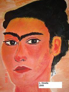 Mi Frida Khalo
