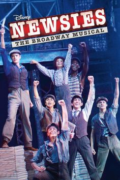 Newsies: The Broadway Musical (2017) Langsung dari panggung Broadway, Fathom Events dan Disney Theatrical Productions sangat senang menghadirkan Tony Music® yang memenangkan penghargaan Tony Award® ke bioskop-bioskop nasional. Difilmkan langsung di panggung di Pantages Theater di Hollywood, CA,