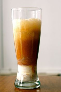 Adult Root Beer Float
