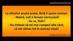 Bula Si Scoala #banc #bancuri #bancuridecente #bancurihaioase #bancuritari #glume