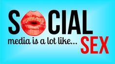 social-media-is-like-sex-ebriks-infotech by Jitendra Jat via Slideshare