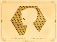 El #RegaloPerfecto es EL MURMULLO DE LAS ABEJAS de Sofía Segovia
