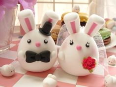 rabbit topper