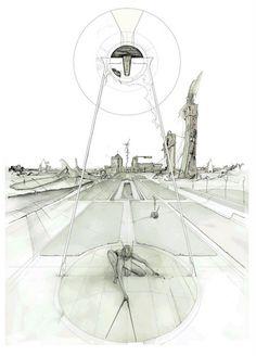 Dan Slavinsky - Perspective of Arcadia