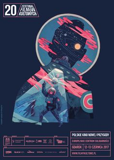 20th Cult Film Festival on Behance