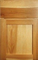 Homestead  (Full Overlay)  / Hickory, Honey Glow -like door style