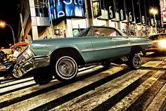 Impala NYC Lowrider