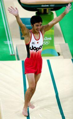 体操男子・種目別跳馬で白井健三選手が決勝で新技を成功し、見事銅メダルを獲得!リオデジャネイロオリンピック・リオ五輪2016