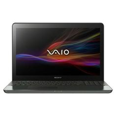 Sony VAIO Fit 15 F15A13SN/B Laptop (3rd Gen Ci5/ 4GB/ 750GB/ Win8/ 2GB Graph/ Touch) (Black)