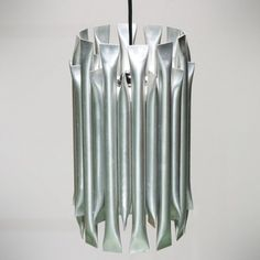 Located using retrostart.com > Concorde Hanging Lamp by Unknown Designer for Raak Amsterdam