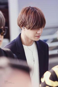 Kai | 150327 Incheon Airport departing for Hanoi