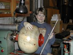 FRIENDS AND FUN | Barbara Crockett Woodturning