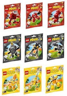 LEGO Mixels Series 1 Complete Set of All Figures/Characters  http://www.bestdealstoys.com/lego-mixels-series-1-complete-set-of-all-figurescharacters-2/