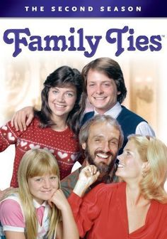 Uy! No me perdía un episodio... Michael J. Fox es mi ídolo! ;) Family Ties (1982)