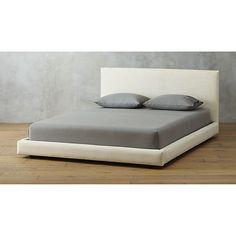 façade snow bed | CB2