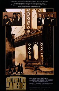 Once Upon A Time In America (1984) - Sergio Leone