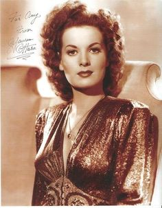 Maureen O'Hara Photo by megara1975 | Photobucket