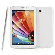 8 Inch Quad Band 3G Android 4.2 Tablet (1280x800 IPS, 2GB RAM, Exynos 5 octa core 5410 1.6GHz CPU)