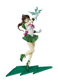 "Bandai Tamashii Nations FiguartsZERO Sailor Jupitor ""Sailor Moon"" Action Figure Bandai http://www.amazon.com/dp/B00NXTG1SU/ref=cm_sw_r_pi_dp_9N8Bub1V9BFEE"