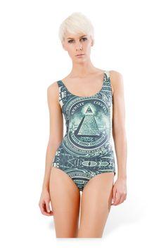 The Dollar Swimsuit