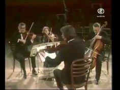 Schubert - The Death and the Maiden - Quartetto Italiano - YouTube