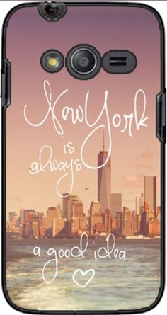 Case Always New York for Samsung Galaxy Ace 4 G313