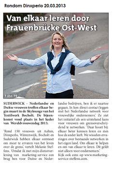 Rondom Dinxperlo en Suderwick marketing)))service Steffens Bocholt bei der Frauenbrücke D-NL