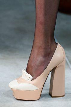 Bottega Veneta Spring 2013 shoes #mfw ~