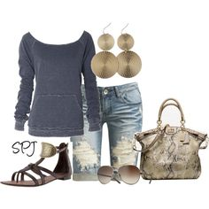 Laci, created by s-p-j on Polyvore