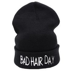 Bad Hair Day Beanie Hat