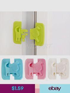 Baby Kid Child Safety Lock Proof Cabinet Drawer Fridge Pet Cupboard Door