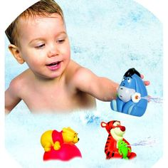 Tomy WTP ve Arkadaşları Banyo Oyuncağı
