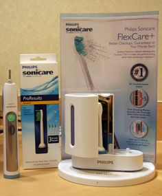 Sonicare Toothbrush: The secret to good oral health is how you take care of your teeth and gums. Flexcare+ is your solution for healthier gums and a brighter smile.