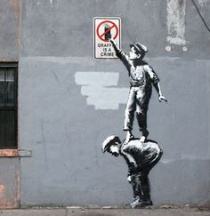 banksy ny residency better out than in