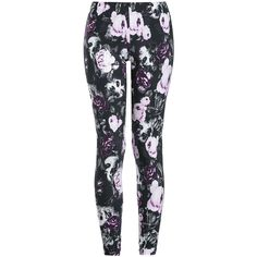 Born Young And Free - Leggings by Black Premium by EMP
